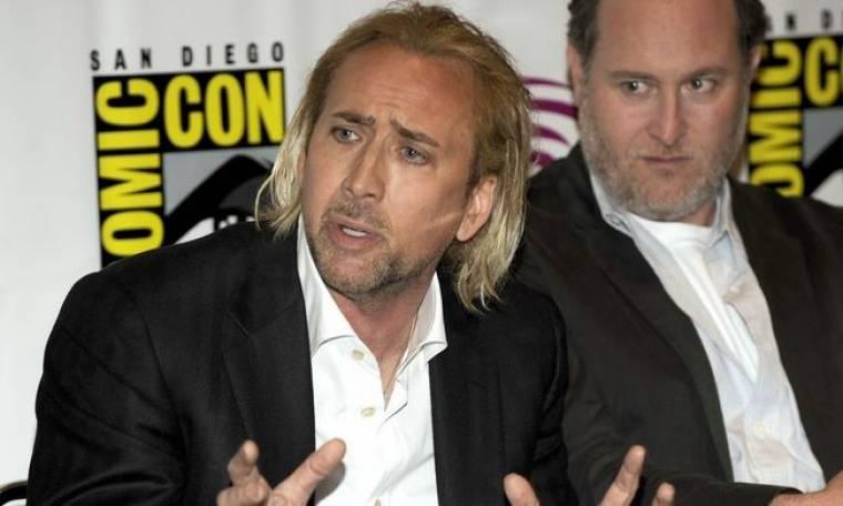 Ο Nicolas Cage έγινε ξανθός