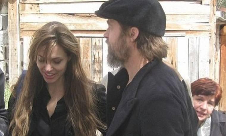 Στη Βοσνία η Angelina Jolie και ο Brad Pitt