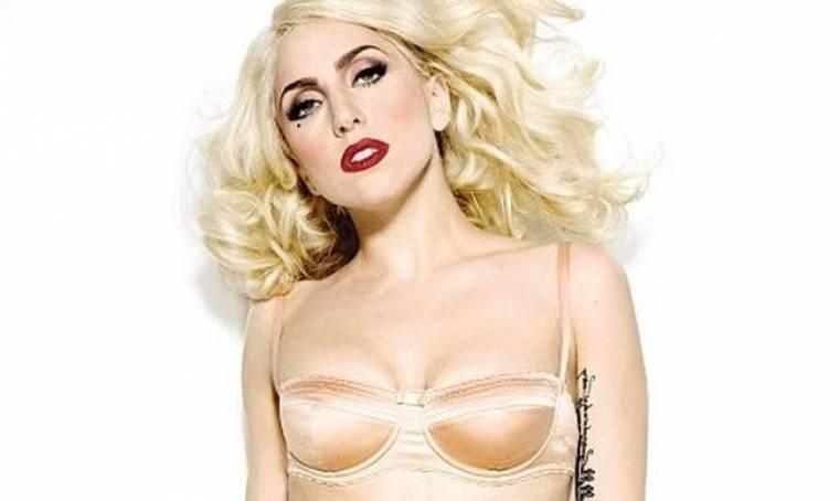 Νέα φωτογράφηση της Lady GaGa