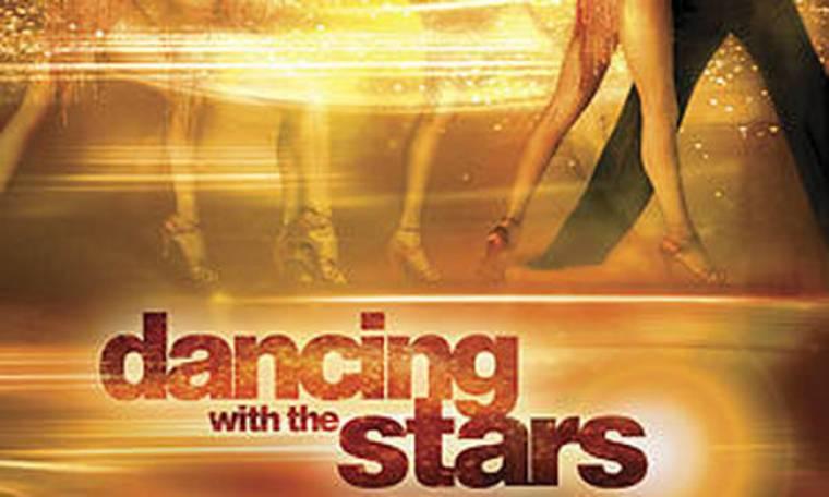Στα backstage του «Dancing with the stars»