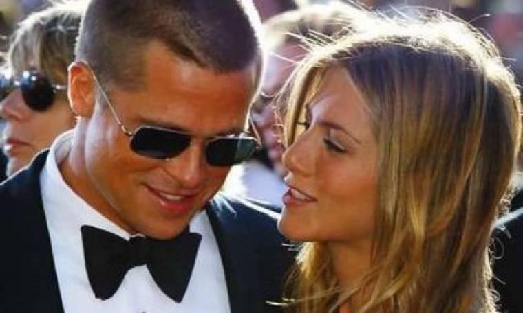 """Δήλωση – φωτιά : """"Ο Brad Pitt συναντήθηκε με την Aniston"""""""