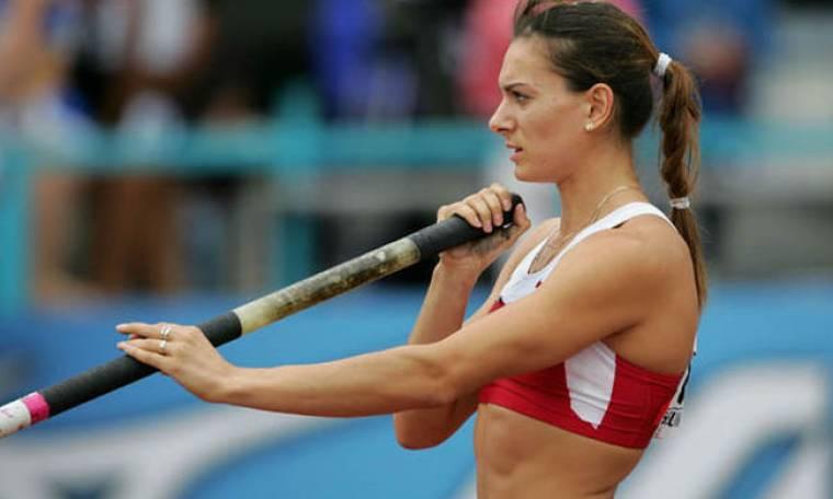 Ανακοίνωσε την αποχώρησή της από το στίβο η Yelena Isinbayeva