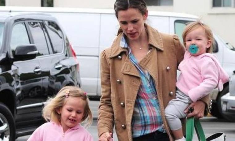 Βόλτα με τη Violet και τη Seraphina