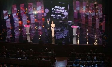 Έγιναν χθες τα βραβεία Madame Figaro