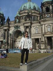 Στο Βερολίνο με τον Κωνσταντίνο Αγγελίδη