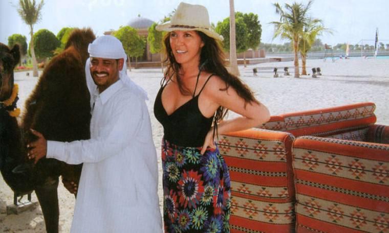 Βάνα Μπάρμπα: Ταξίδι στο Αμπού Ντάμπι