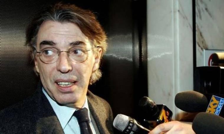 Αποχωρεί από την Inter ο Moratti;