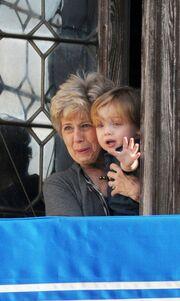 Όλα καλά για την Jolie και τη μητέρα του Pitt