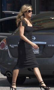 Στα πλατό και πάλι η Jennifer Aniston