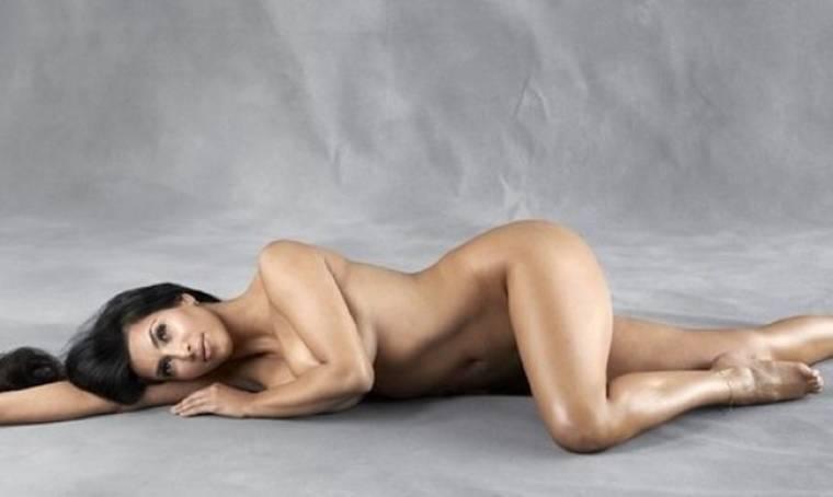 Η Kim Kardashian αποκαλύπτεται