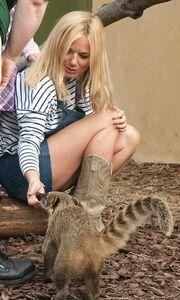 Επίσκεψη στο ζωολογικό κήπο