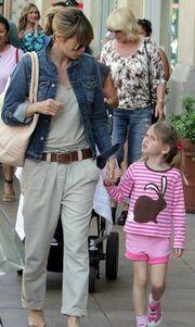 Heidi Klum: Βόλτα με τα παιδιά