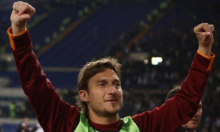 Η χειρονομία του Totti και τα επεισόδια στο Lazio - Roma