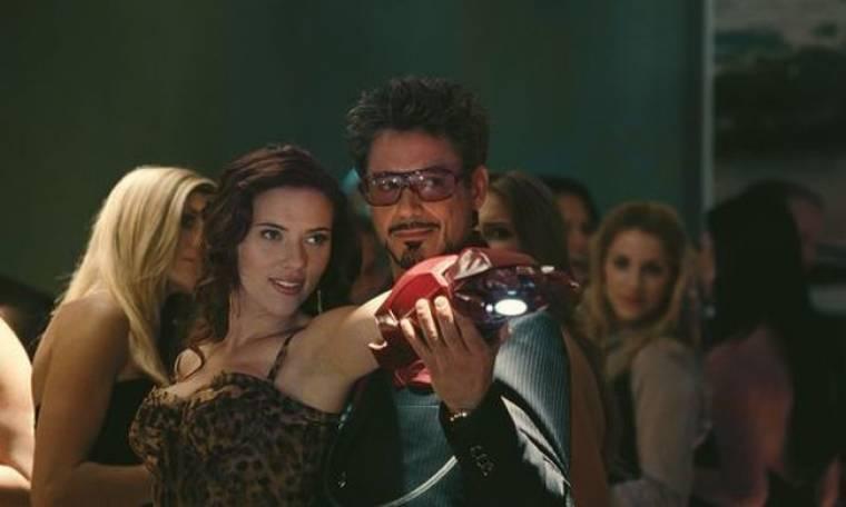 Νέες φωτογραφίες από το Iron Man 2