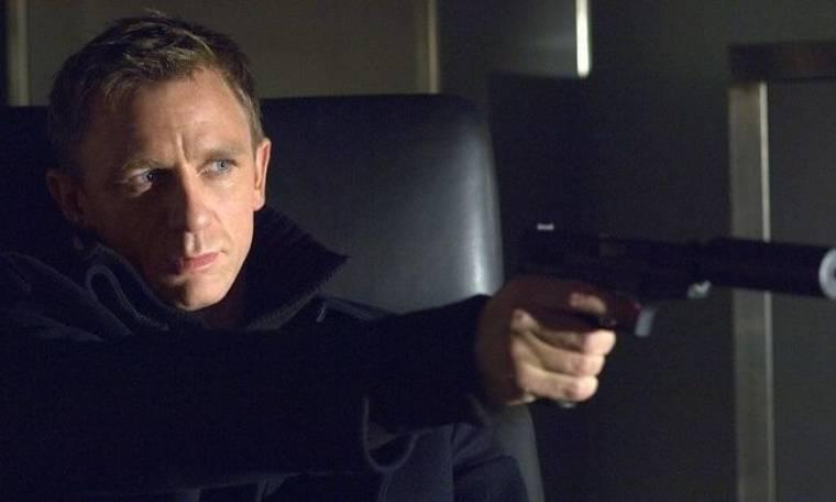 Φρένο στην παραγωγή του James Bond