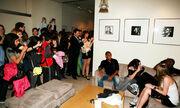 Cisse και Kante στο Γαλλικό Ινστιτούτο για τον Jean Paul Gaultier