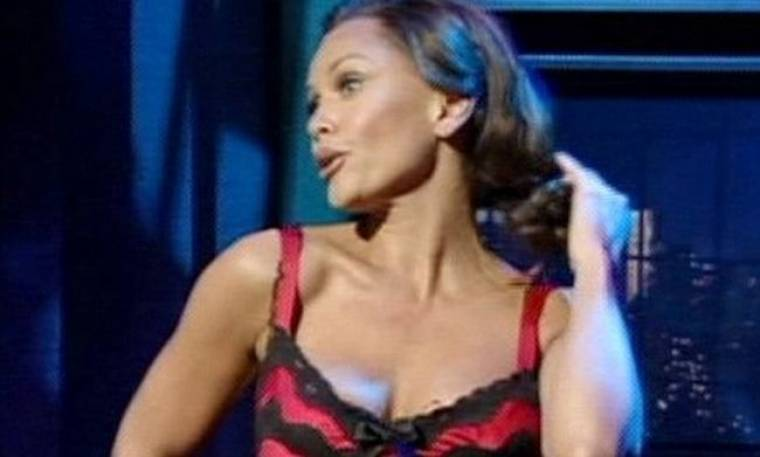 Το striptease της Vanessa Williams