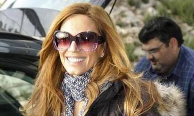 Η Έλλη Κοκκίνου στην Κύπρο!