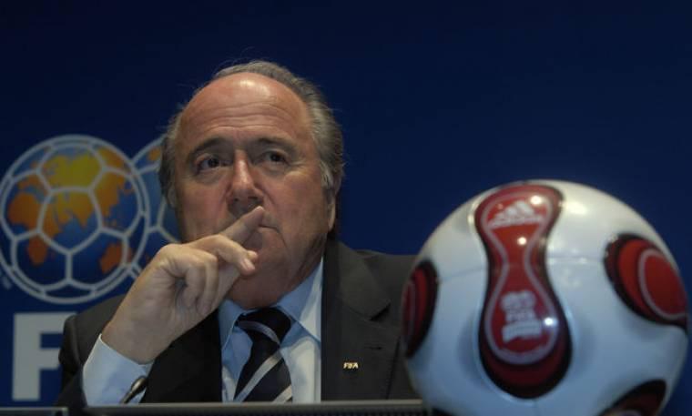 Δεν ανησυχεί για την ομαλή διεξαγωγή του Mundial o Blatter
