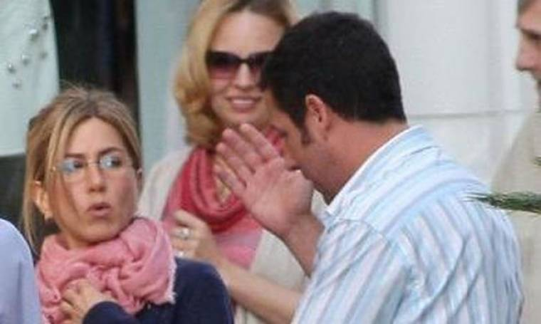 Oι κολλητές Nicole Kidman και Jennifer Aniston