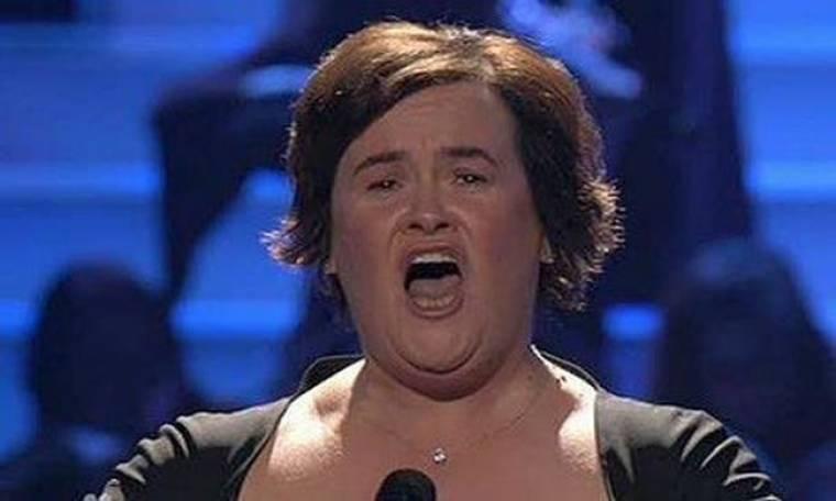 Η Susan Boyle θα τραγουδήσει για τον Πάπα