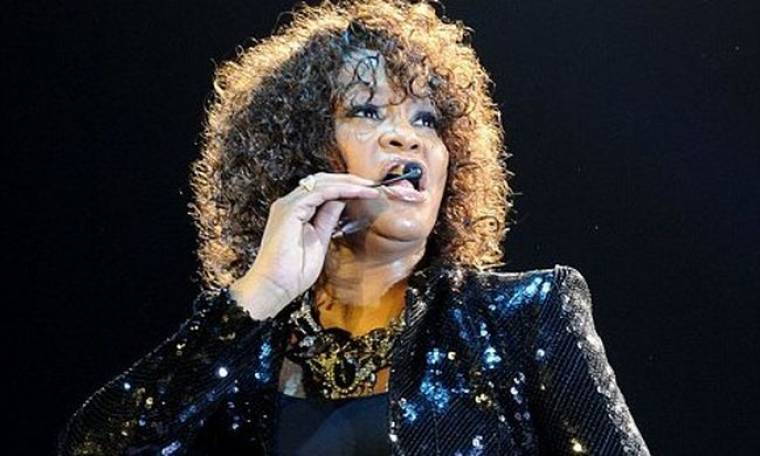 Απογοήτευσε στο Λονδίνο η Whitney Houston