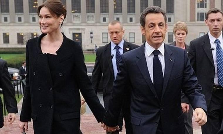 Νέο σκάνδαλο με διαφήμιση για τον Nicolas Sarkozy