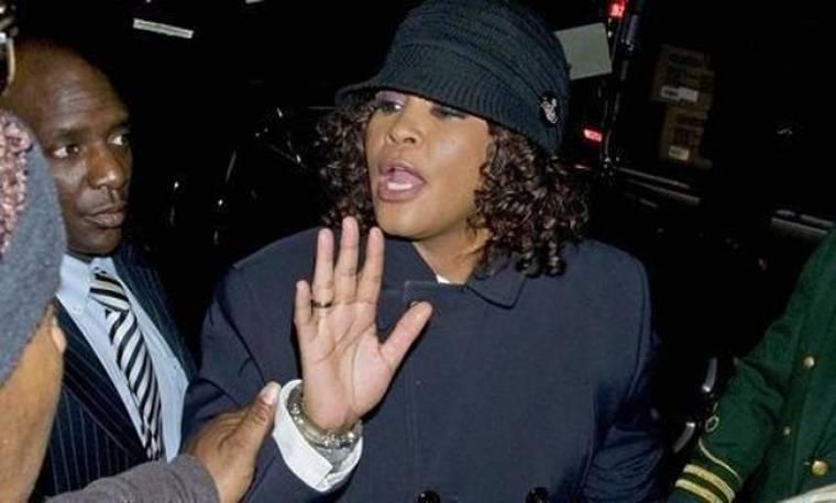 Η Whitney και τα ξεσπάσματά της