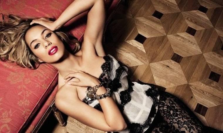 Η Leona Lewis στηρίζει τη Mezhgan