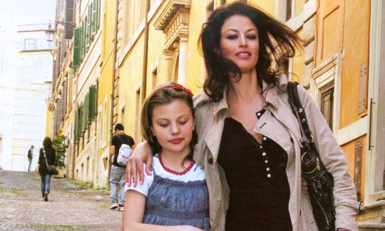 Δωροθέα Μερκούρη: Η ζωή της στην Ιταλία