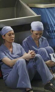 Σκηνές από το φετινό φινάλε του Grey's Anatomy