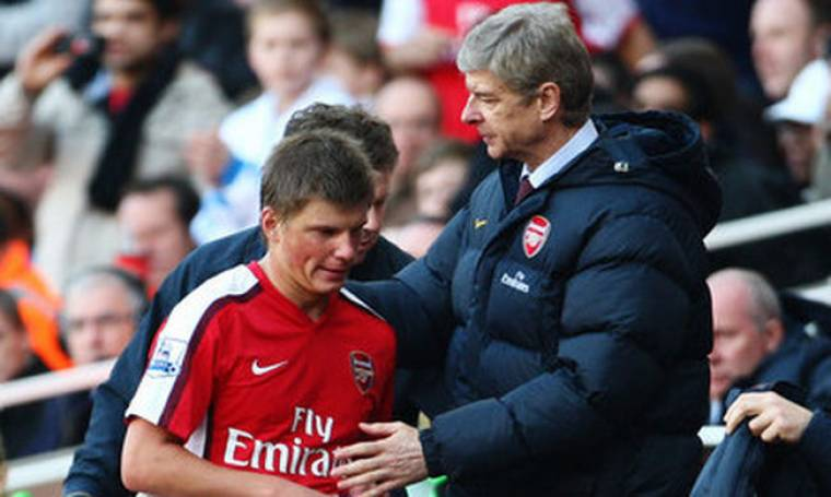 Τσάτισε τον Wenger o Arshavin
