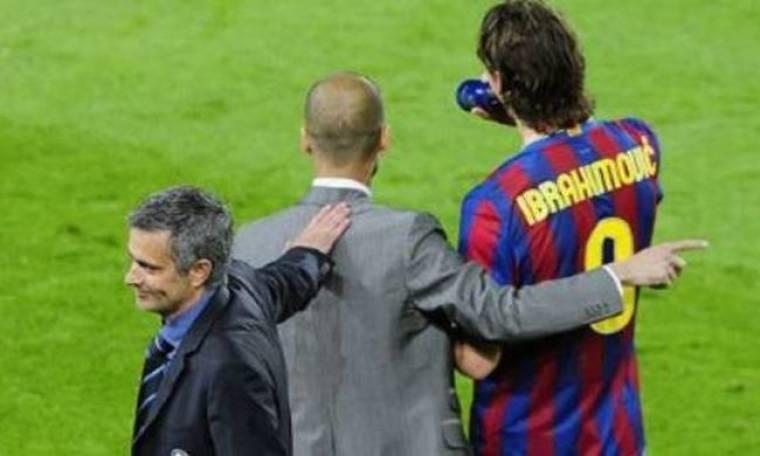 Τι είπε ο Mourinho στον Guardiola;
