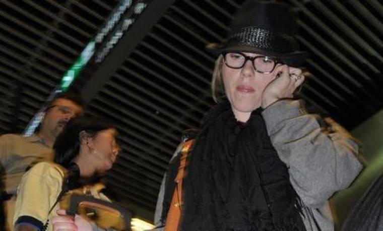 Στην Ουάσινγκτον η Scarlett Johansson