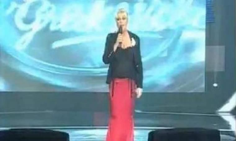 """Αύριο το δεύτερο «Greek idol"""" live με τη Ρούλα Κορομηλά!"""
