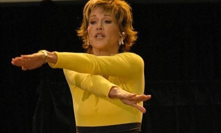 Η Jane Fonda επιστρέφει