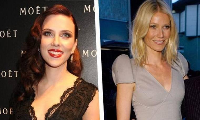 Κόντρα Gwyneth Paltrow – Scarlett Johansson