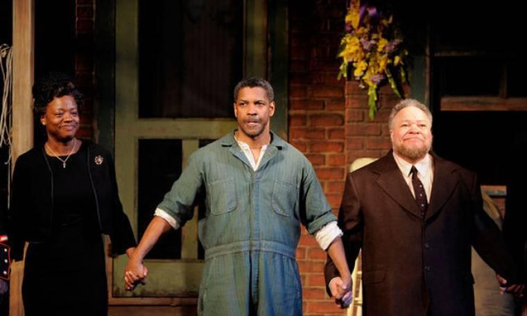 Το θεατρικό του Denzel Washington