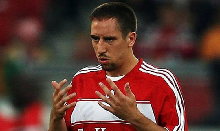 Franck Ribery: «Έχουν πληγωθεί η οικογένεια και οι φίλοι μου»