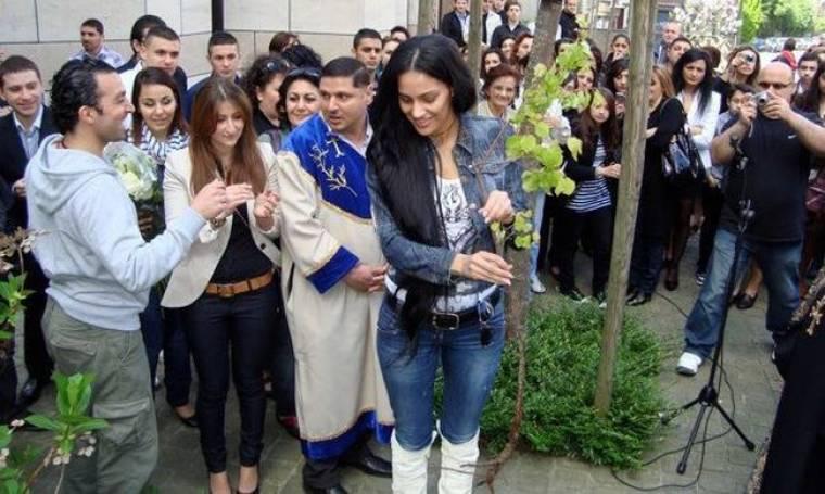 Μόνο στους συμπατριώτες της φέρθηκε καλά η υποψήφια της Αρμενίας