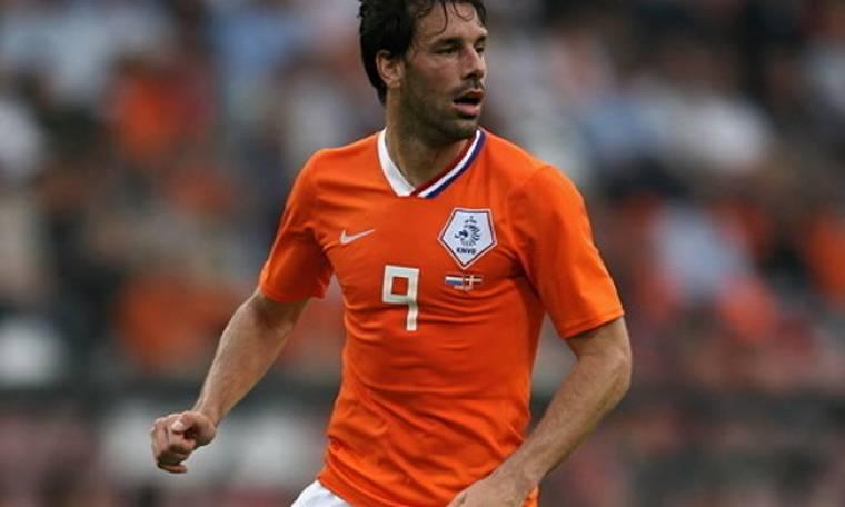 Μουντιάλ 2010: Απών ο Van Nistelrooy;