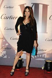 Η λαμπερή παρουσίαση του νέου μοντέλου Calibre De Cartier