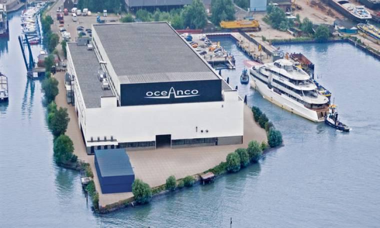 Δεκαψήφιο  το νούμερο για την Oceanco…