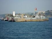 Το ιδιωτικό νησί της Galata Saray
