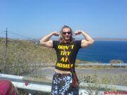 Ο Βασίλης Λογοθέτης του Greek Idol πιο sexy από ποτέ!