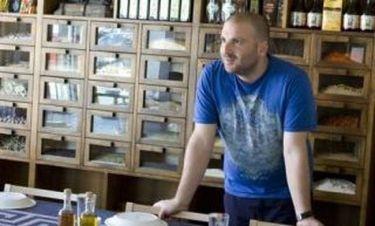 """Ο Ελληνοαυστραλός σέφ Καλομπάρης καλεσμένος στο """"Master Chef"""""""