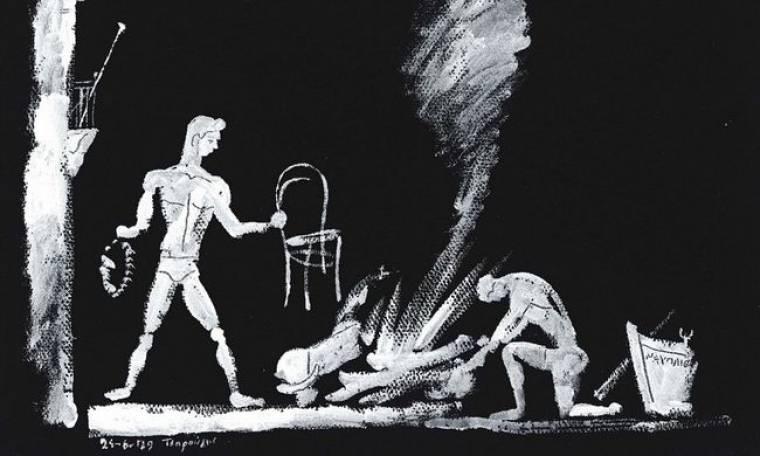 Στο σφυρί ελληνική Τέχνη 19ου & 20ου αιώνα