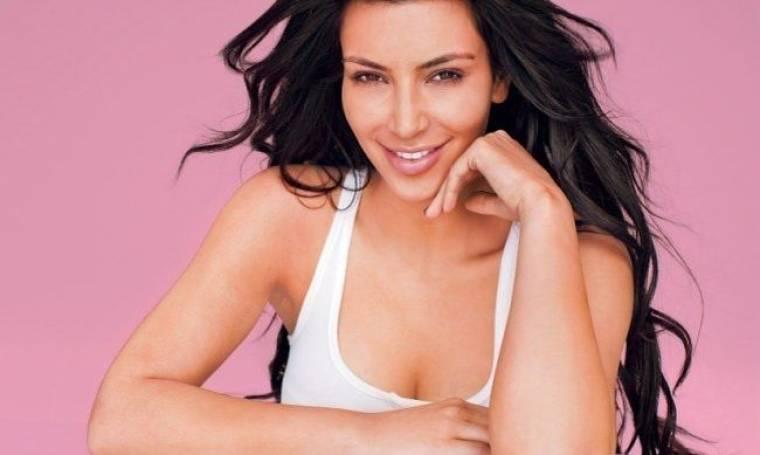 Η Kim Kardashian χωρίς μακιγιάζ