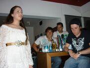 Το πάρτι της κυπριακής αποστολής για την Eurovision!