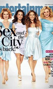 Το Sex and the city 2 στο EW